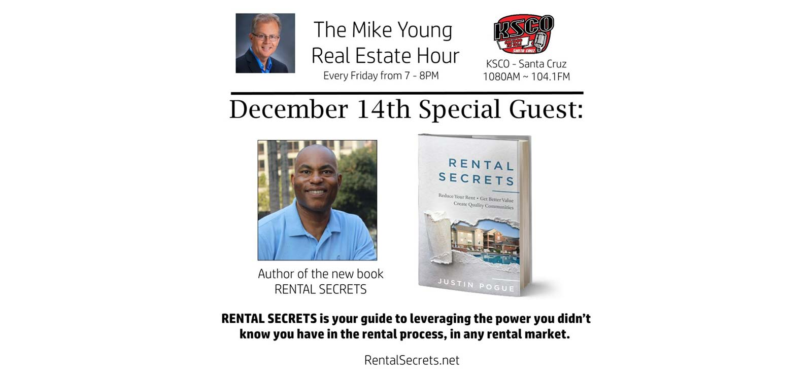 I was on the Mike Young Real Estate Hour