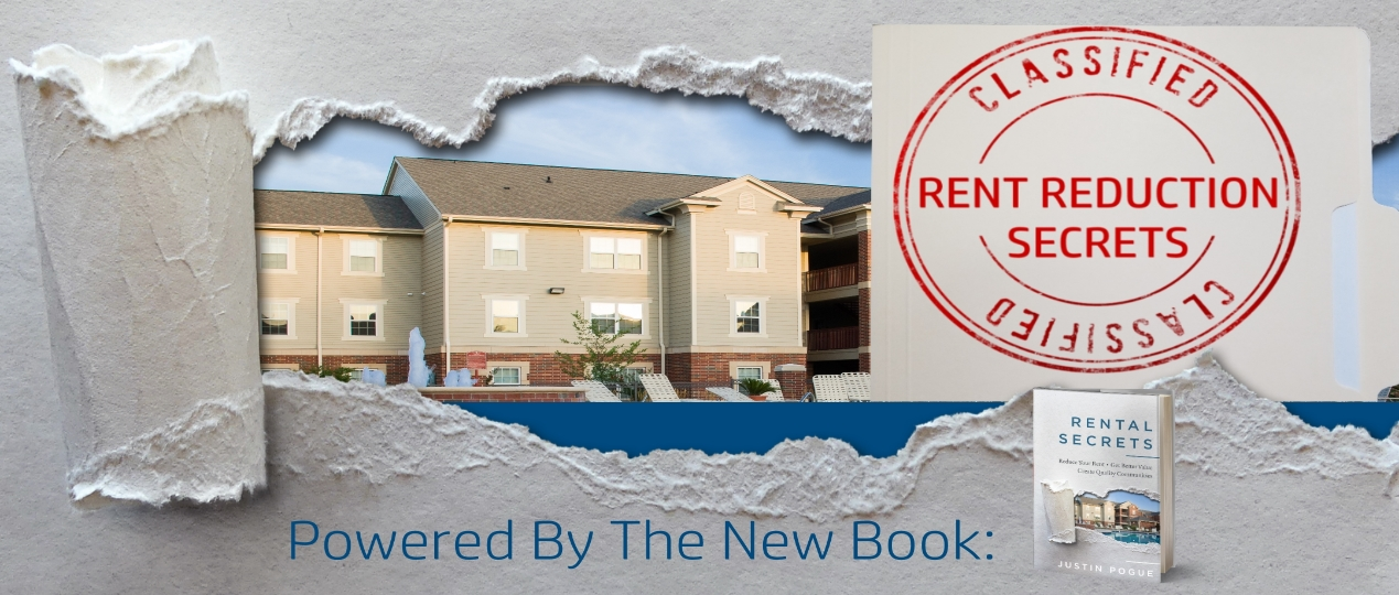 Rent Reduction Secrets                  Live Event: 2/24/2019 from 1:00-3:00PM